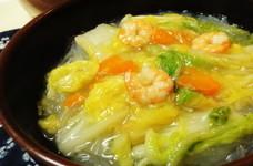 簡単*白菜と春雨の旨煮