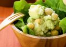 アボカドとお豆のヘルシーポテトサラダ