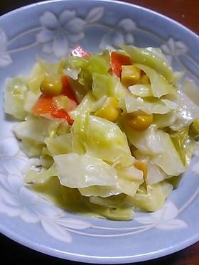 ☆キャベツの塩麹マヨサラダ☆