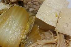 すきやき煮(⌒‐⌒)