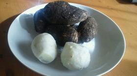簡単*里芋の皮の剥き方2(裏技)*