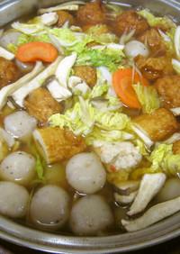 鍋つゆ(愛媛東予風~芋炊きだし)