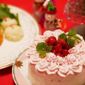 基本☆綺麗なデコレーションケーキのコツ
