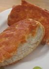フライパンでカリッと!チーズトースト