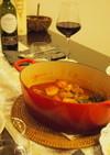 トマトワイン鍋でダイエット♡