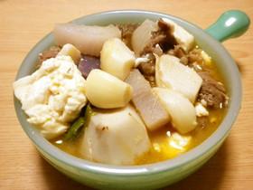 スタミナ☆チゲスープ