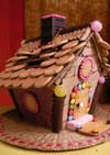 クリスマスのお菓子の家★ヘクセンハウス