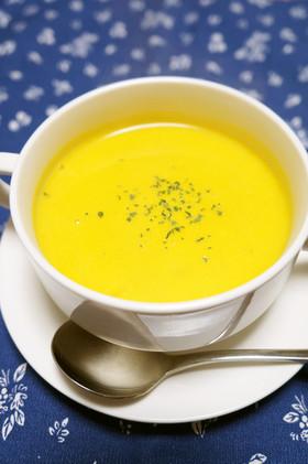 かぼちゃスープ~Xmasチキンに添えて☆