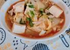 トロトロ白菜麻婆豆腐