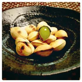 銀杏☆フライパン炒め