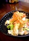 鰹がきいてる~白菜のごまマヨぽんサラダ♪