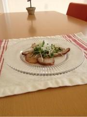 塩麹de簡単!焼き豚の写真