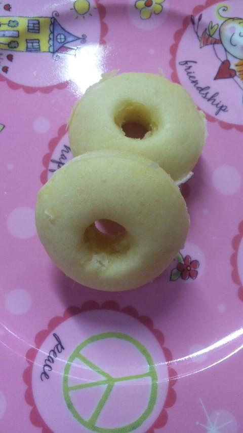 ホットケーキミックスで里芋ドーナツ★