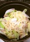 黒酢のたれレシピ付!豚白菜ミルフィーユ鍋