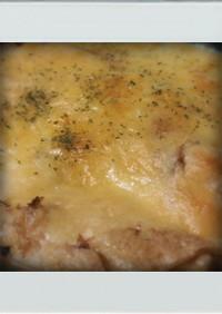■糖質制限■油あげチーズ焼き簡単お弁当朝