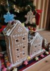 牛乳パックの「お菓子の家」2012