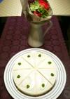 レア&ベークドde贅沢Wチーズケーキ