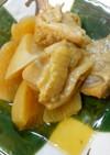 圧力鍋で鶏肉と大根の煮物