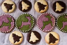 子供と作るクリスマスクッキー