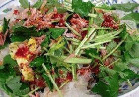 タイ風しろきくらげのサラダ