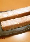 アーモンドのパウンドケーキ