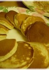 酵母種入りパンケーキ