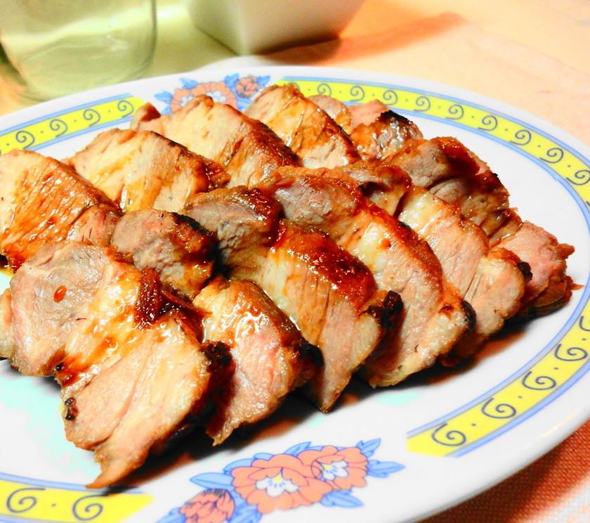 簡単*しっとり柔らかい焼き豚・煮豚