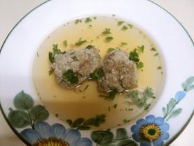 レバークネードル・スープ