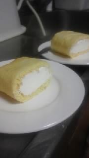 簡単!卵1個のおからロールケーキ