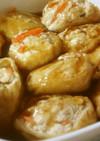 ♪お豆腐稲荷♪