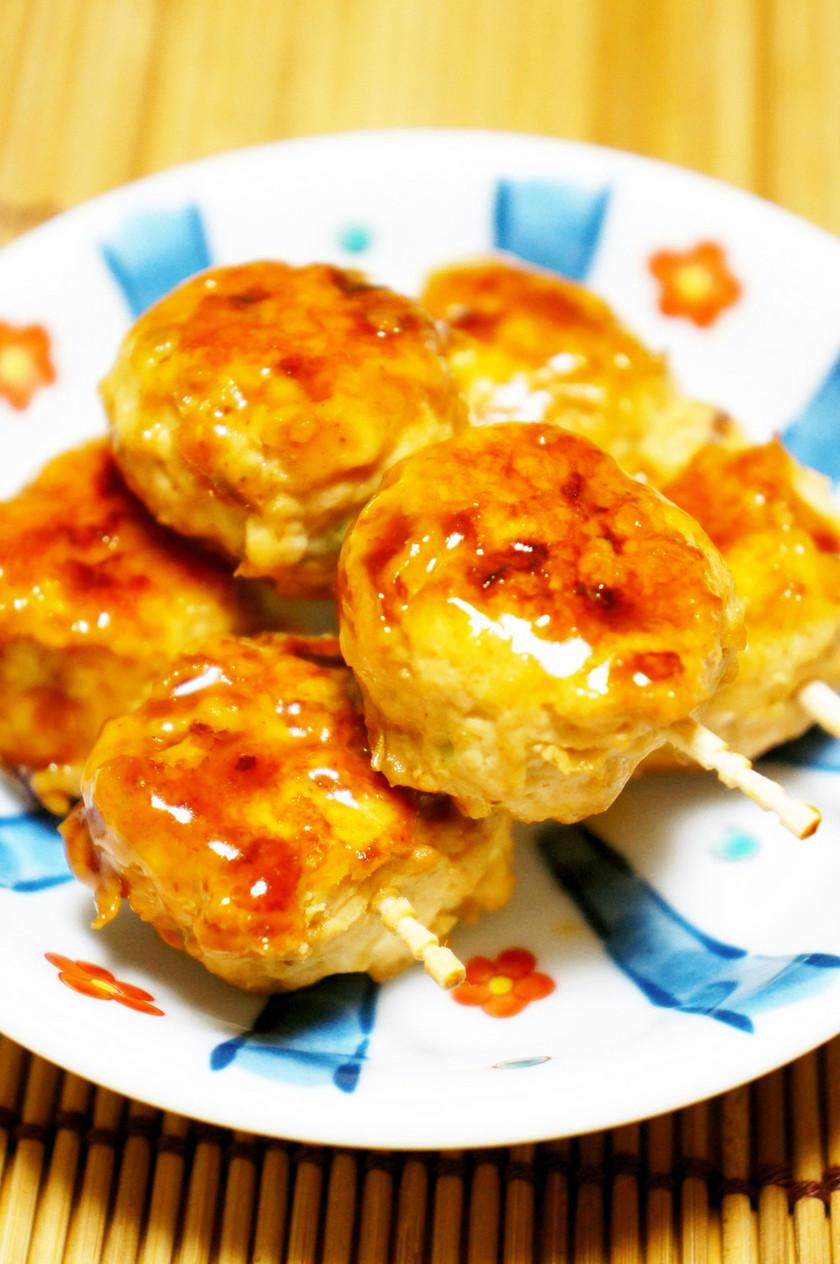 お弁当に冷凍作り置き!豆腐入り☆鶏つくね