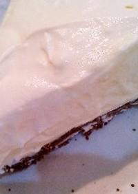 【糖質制限】簡単で濃厚なレアチーズケーキ
