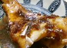 赤魚の梅干し煮