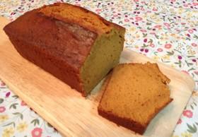 濃厚リッチな♡キャラメルパウンドケーキ