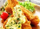■サクサクジューシー♪鶏むね肉のフライ■