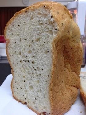 【HB】塩麹ミルクティー食パン