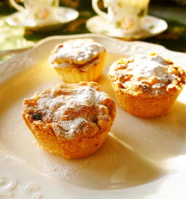 ミンスパイ☆イギリスのクリスマス菓子