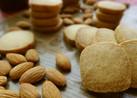 ビニール袋で混ぜるだけアーモンドクッキー