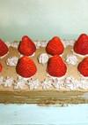 チョコクリームnoショートケーキ2012