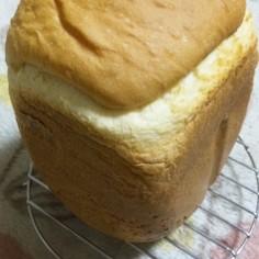 HBで♪わが家のふわふわ食パン