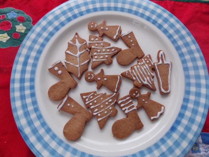 クリスマス ジンジャー クッキー