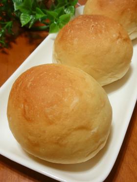 ふわふわ♪コーンクリームの丸パン