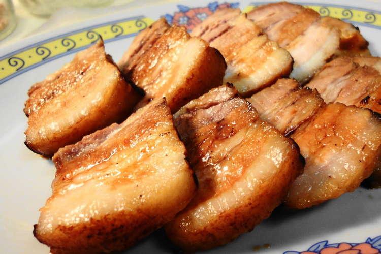作り方 の 豚 チャーシュー バラ