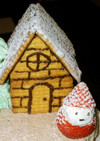 超簡単☆お菓子の家