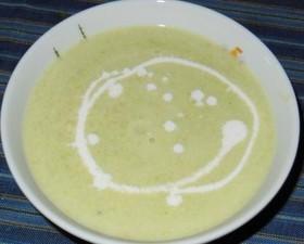 冷凍塩枝豆でデトックススープ