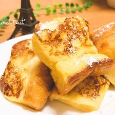 ◎簡単!甘くて美味しいフレンチトースト◎