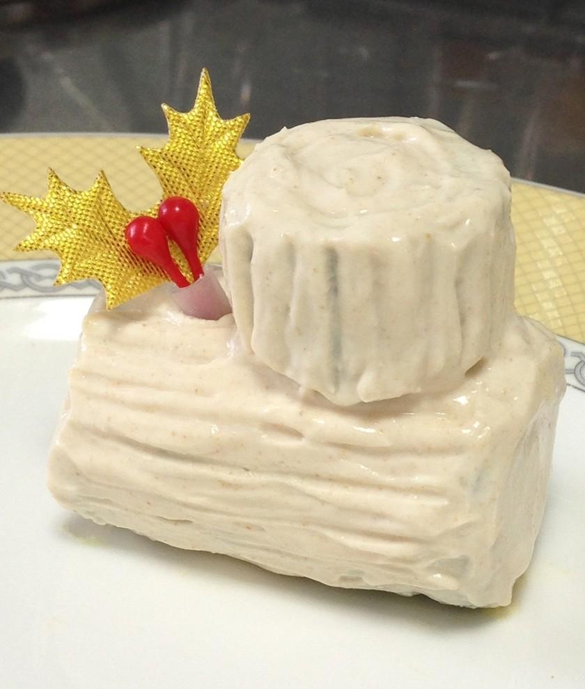離乳食☆クリスマスケーキ☆