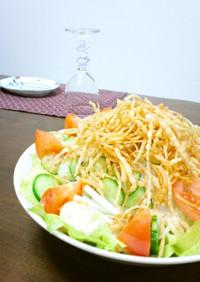 超絶☆簡単♪パリ☆カリ♪大根サラダ