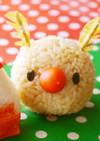 トナカイおにぎり☆クリスマス*キャラ弁