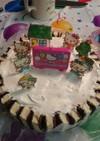 簡単アイスケーキ